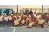 La Sala Escolar acogió el pasado fin de semana la Fase Local de Bádminton de Deporte Escolar, organizada por la Concejalía de Deportes