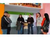 """Los concejales de Juventud y Participación Ciudadana se reúnen con el nuevo colectivo juvenil """"Algarrobo Kolectiv"""" y """"Ministros del Aire"""" con el fin de conocer sus proyectos de dinamización juvenil"""