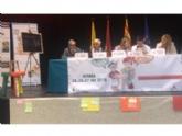 La concejal de Educación presenta las experiencias del Pleno infantil de Totana en el II Congreso de Educación en Democracia Activa, celebrado este fin de semana en Jaraba (Zaragoza)