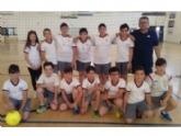 La Concejalía de Deportes pone en marcha la Fase Local de Minivoley alevín de Deporte Escolar, que cuenta con la participación de 126 escolares de los diferentes centros de enseñanza