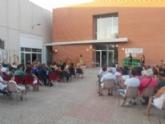 Se clausura el curso 2017/2018 del Centro de Día para la Discapacidad Intelectual 'José Moyá Trilla' del Ayuntamiento de Totana, del que se benefician un total de 35 usuarios