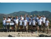 """VÍDEO. Unos 20 voluntarios participan en el V Campo de Trabajo Arqueológico de """"Las Cabezuelas"""", organizado por la Asociación """"Kalathos"""", que se celebra hasta el 3 de agosto"""