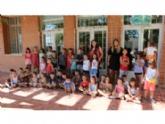 Vídeo. Unos cuarenta niños y niñas participan en la Escuela Imperdible en Vacaciones que se celebra este verano, en distintos turnos, en el Centro Social Tirol Camilleri