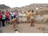 Se acuerda iniciar el expediente para contratar el servicio de actividades de promoción y lugares de interés turístico en Totana