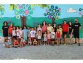 """Vídeo. Casi un centenar de participantes se dan cita en las Escuelas Municipales de Verano en los colegios """"La Cruz"""" y """"Santiago"""""""