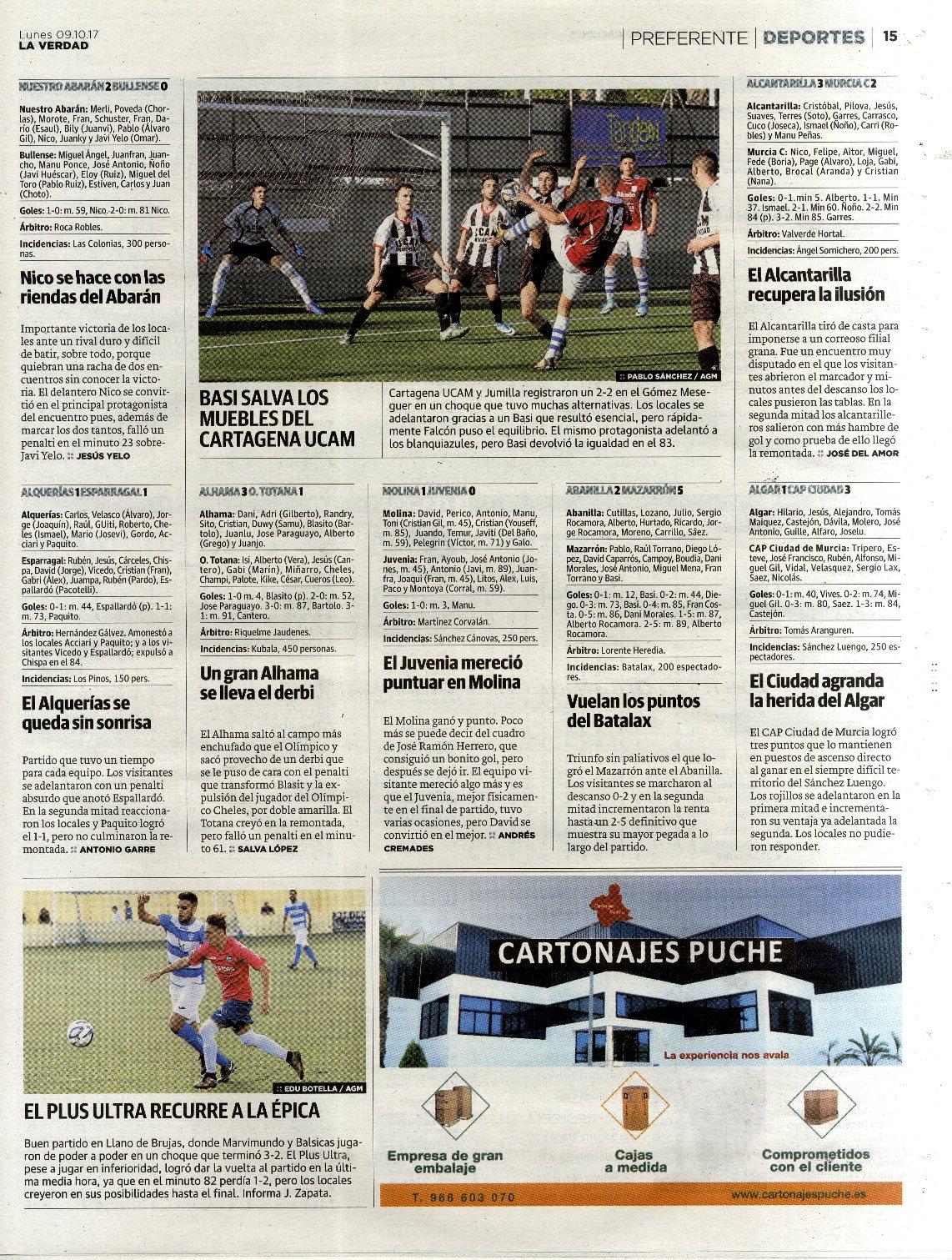 Ayuntamiento De Totana Dossier De Prensa Del Ayuntamiento De Totana # Muebles Martinez Y Riquelme