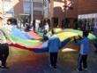 Totana conmemora hoy el Día Internacional de la Discapacidad con un acto institucional y actividades en la plaza de la Balsa Vieja por parte de usuarios y profesionales de los centros de día - Foto 25