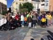 Totana conmemora hoy el Día Internacional de la Discapacidad con un acto institucional y actividades en la plaza de la Balsa Vieja por parte de usuarios y profesionales de los centros de día - Foto 27
