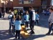 Totana conmemora hoy el Día Internacional de la Discapacidad con un acto institucional y actividades en la plaza de la Balsa Vieja por parte de usuarios y profesionales de los centros de día - Foto 28