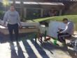 Totana conmemora hoy el Día Internacional de la Discapacidad con un acto institucional y actividades en la plaza de la Balsa Vieja por parte de usuarios y profesionales de los centros de día - Foto 29