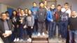 Récord de participación en la Fase Local de Ajedrez de Deporte Escolar, organizada por la Concejalía de Deportes y el Club de Ajedrez, con un total de 84 escolares - Foto 9