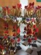 Vídeo. Usuarios de los centros de día para la discapacidad de Totana hacen entrega a la Asociación de Comerciantes de los adornos de Navidad que decorarán de forma uniforme los establecimientos - Foto 4