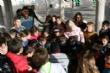 """Un centenar de niños se benefician esta Navidad del servicio de conciliación de la vida laboral y familiar, que oferta Juventud y coordina """"El Candil"""" en los colegios """"Santiago"""" y """"La Cruz"""" - Foto 21"""