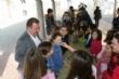 """Un centenar de niños se benefician esta Navidad del servicio de conciliación de la vida laboral y familiar, que oferta Juventud y coordina """"El Candil"""" en los colegios """"Santiago"""" y """"La Cruz"""" - Foto 24"""