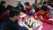 Totana acogió la I Jornada Regional de Ajedrez de Deporte Escolar, organizada por la Dirección General de Deportes y la Concejalía de Deportes, y que contó con la participación de 187 escolares - Foto 1