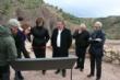 """Vídeo. La presidenta de la Asamblea Regional realiza una visita a """"La Bastida"""" instando a los organismos con capacidad de gestión a que inviertan en este proyecto de investigación  y musealización - Foto 1"""