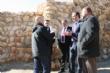 Vídeo. La réplica de la Casa Argárica impulsará el yacimiento arqueológico de La Bastida y permitirá que los visitantes del poblado comprendan mejor el estilo de vida de la Edad de Bronce - Foto 2