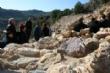 Vídeo. La réplica de la Casa Argárica impulsará el yacimiento arqueológico de La Bastida y permitirá que los visitantes del poblado comprendan mejor el estilo de vida de la Edad de Bronce - Foto 4