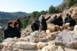 Vídeo. La réplica de la Casa Argárica impulsará el yacimiento arqueológico de La Bastida y permitirá que los visitantes del poblado comprendan mejor el estilo de vida de la Edad de Bronce - Foto 67