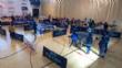La Concejalía de Deportes organizó la Fase Local de Tenis de Mesa de Deporte Escolar, que contó con la participación de 69 escolares de Totana - Foto 1