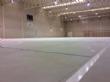 La Concejalía de Deportes finaliza las obras de acondicionamiento del pavimento de la Sala Escolar en la pedanía de El Paretón-Cantareros que ha permitido acondicionarla a la práctica de multideporte - Foto 1