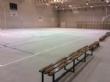 La Concejalía de Deportes finaliza las obras de acondicionamiento del pavimento de la Sala Escolar en la pedanía de El Paretón-Cantareros que ha permitido acondicionarla a la práctica de multideporte - Foto 2