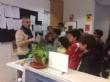 Comienzan las visitas escolares al Ayuntamiento de Totana con el fin de dar a conocer el funcionamiento de los servicios y las dependencias del Consistorio a alumnos de Educación Primaria - Foto 1