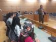 Comienzan las visitas escolares al Ayuntamiento de Totana con el fin de dar a conocer el funcionamiento de los servicios y las dependencias del Consistorio a alumnos de Educación Primaria - Foto 6