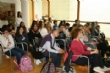 Vídeo. Autoridades municipales realizan una recepción institucional a la delegación francesa que participa en un intercambio con estudiantes del IES