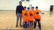 """Deportes pone punto y final a la Fase Local de Baloncesto de Deporte Escolar con la entrega de trofeos, donde los colegios """"Santiago"""", """"Tierno Galván"""" y """"La Cruz"""" se proclamaron campeones - Foto 1"""