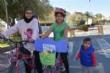 El Día de la Bicicleta, organizado por la Concejalía de Deportes, congregó a 420 participantes que disfrutaron de una magnífica jornada familiar en un gran ambiente festivo y deportivo - Foto 3