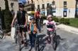 El Día de la Bicicleta, organizado por la Concejalía de Deportes, congregó a 420 participantes que disfrutaron de una magnífica jornada familiar en un gran ambiente festivo y deportivo - Foto 14