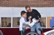 El Día de la Bicicleta, organizado por la Concejalía de Deportes, congregó a 420 participantes que disfrutaron de una magnífica jornada familiar en un gran ambiente festivo y deportivo - Foto 23