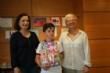 """VÍDEO. Se entregan los premios del II Concurso de Dibujo """"Pinta tu creatividad"""", organizado por la Asociación Futuras Altas Capacidades - Foto 2"""