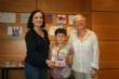 """VÍDEO. Se entregan los premios del II Concurso de Dibujo """"Pinta tu creatividad"""", organizado por la Asociación Futuras Altas Capacidades - Foto 3"""