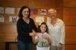 """VÍDEO. Se entregan los premios del II Concurso de Dibujo """"Pinta tu creatividad"""", organizado por la Asociación Futuras Altas Capacidades - Foto 4"""