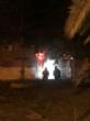 La Policía Local rescata a un hombre de un incendio tras arrancar la reja de una vivienda deshabitada del Paseo de Las Ollerías, que había ocupado ilegalmente  - Foto 2