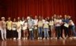 VÍDEO. Se entregan los II Premios de Excelencia Académica del curso 2016/2017 a los alumnos de los centros educativos de Educación Secundaria de Totana - Foto 1