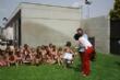 Se clausura la primera quincena del Campus de Verano en el Polideportivo Municipal