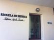 """La Agrupación Musical y el Ayuntamiento de Totana dan el nombre de Ceferino Ayala García a las instalaciones de la Escuela de Música, en el Centro Sociocultural """"La Cárcel"""" - Foto 1"""