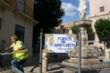 Comienzan las obras de rehabilitación de la Fuente Juan de Uzeta, financiadas por la Comunidad Autónoma por importe de 43.000 euros, que se prolongarán hasta mediados de noviembre - Foto 1