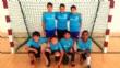 Deportes pone en marcha la Fase Local de Fútbol Sala de Deporte Escolar, que cuenta en este curso con la participación de 499 escolares de los diferentes centros de enseñanza - Foto 1
