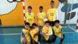 Deportes pone en marcha la Fase Local de Fútbol Sala de Deporte Escolar, que cuenta en este curso con la participación de 499 escolares de los diferentes centros de enseñanza - Foto 2