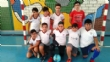 Deportes pone en marcha la Fase Local de Fútbol Sala de Deporte Escolar, que cuenta en este curso con la participación de 499 escolares de los diferentes centros de enseñanza - Foto 7