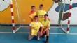 Deportes pone en marcha la Fase Local de Fútbol Sala de Deporte Escolar, que cuenta en este curso con la participación de 499 escolares de los diferentes centros de enseñanza - Foto 8