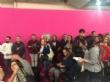 Autoridades municipales asisten a la Feria SIMO�2018 acompañando al totanero Pedro A. García Tudela, quien presenta un innovador proyecto pedagógico desarrollado en el CEIP Comarcal - Foto 3