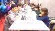 La Fase Local de Ajedrez de Deporte Escolar, organizada por la Concejalía de Deportes, congregó a 57 escolares de los diferentes centros de enseñanza de la localidad - Foto 2