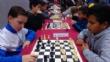 La Fase Local de Ajedrez de Deporte Escolar, organizada por la Concejalía de Deportes, congregó a 57 escolares de los diferentes centros de enseñanza de la localidad - Foto 11