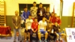 Finaliza la Fase Local de Fútbol Sala infantil, cadete y juvenil de Deporte Escolar, organizada por la Concejalía de Deportes, con la entrega de trofeos a los mejores equipos clasificados - Foto 1