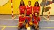 Finaliza la Fase Local de Fútbol Sala infantil, cadete y juvenil de Deporte Escolar, organizada por la Concejalía de Deportes, con la entrega de trofeos a los mejores equipos clasificados - Foto 2